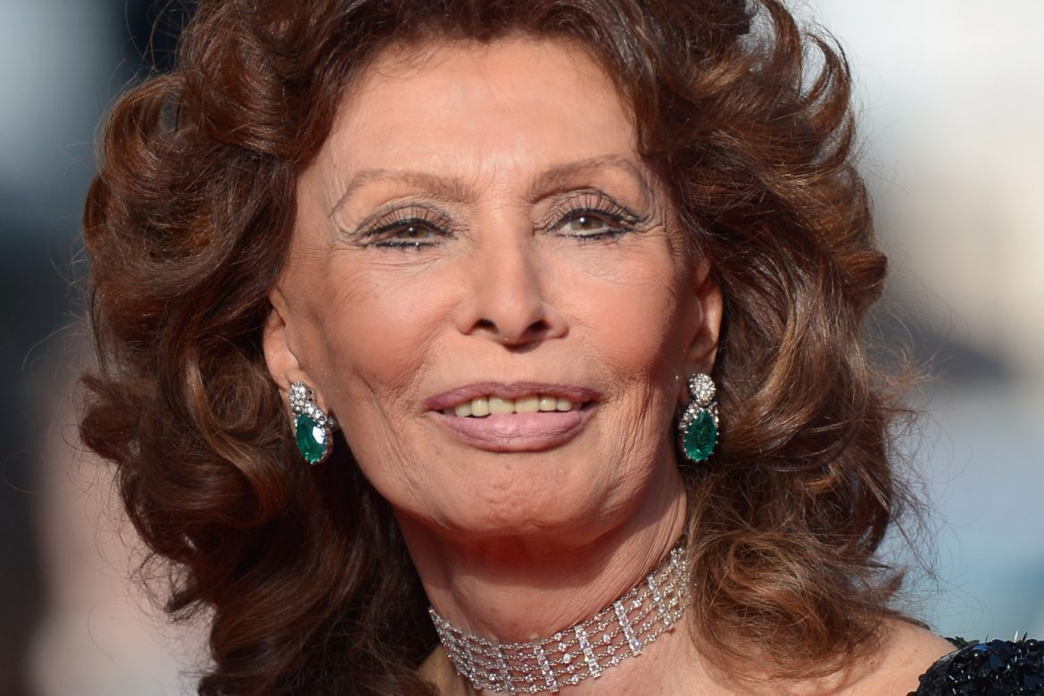"""CANNES, FRANCE - MAY 24:  Sophia Loren attends the Closing Ceremony and """"A Fistful of Dollars"""" Screening during the 67th Annual Cannes Film Festival on May 24, 2014 in Cannes, France.  (Photo by Dominique Charriau/Le Film Francais/WireImage)"""