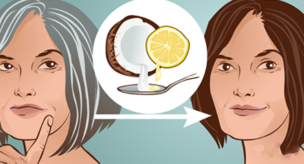 Lemon Juice And Coconut Oil Are Considered To Be An Awesome Natural