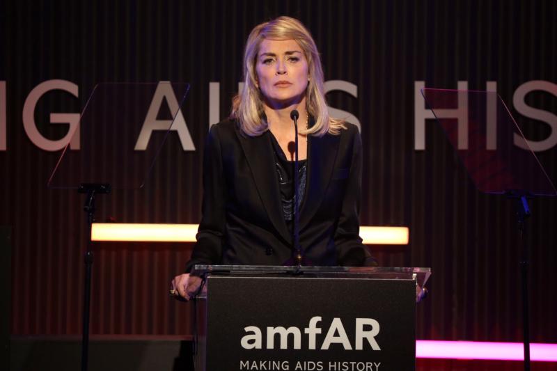 2013 amfAR Inspiration Gala Los Angeles Presented By MAC Viva Glam - Inside