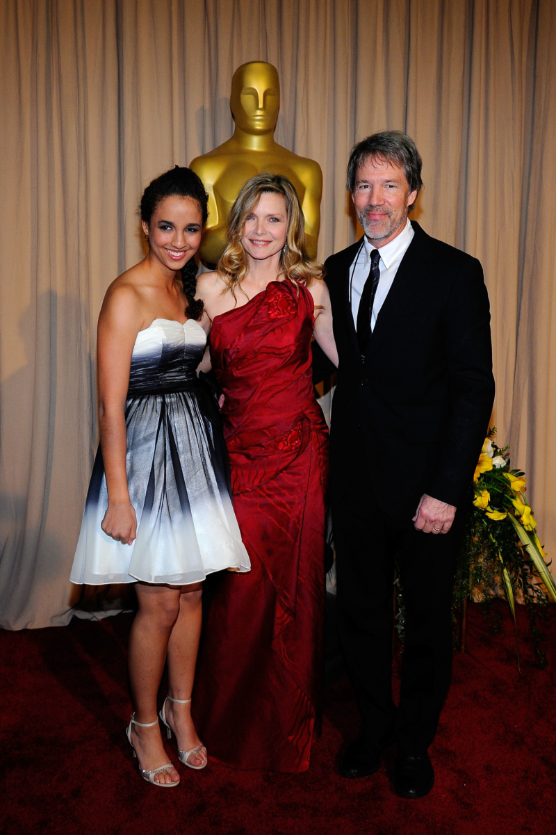 82nd Annual Academy Awards - Backstage Arrivals