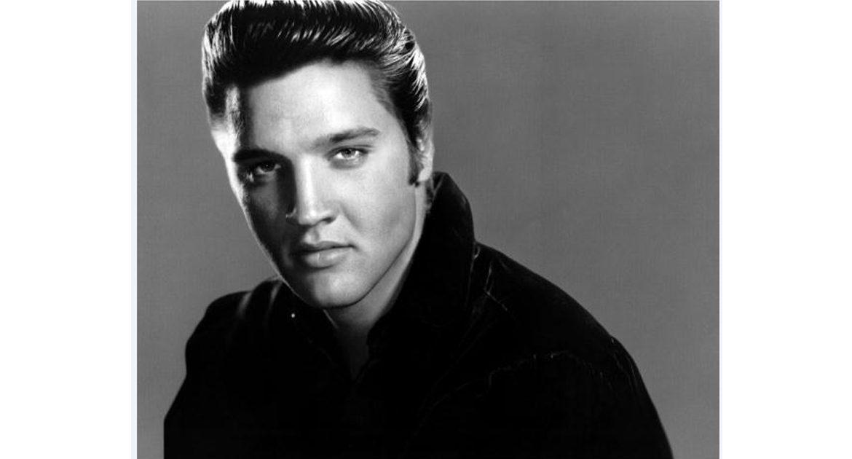 Elvis presley grandson